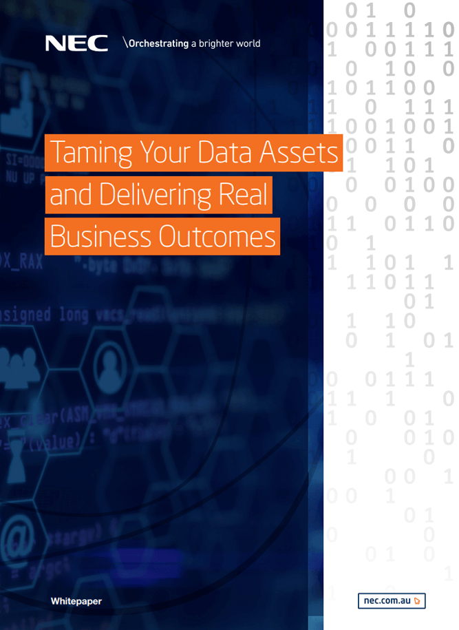 Taming Your Data Assets and Delivering Real Business Outcomes