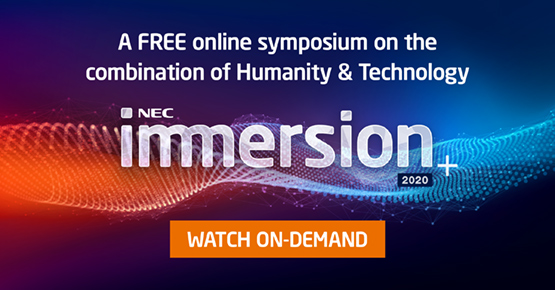 NEC Immersion+ 2020