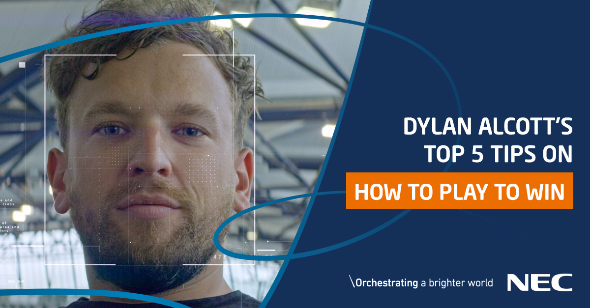 Dylan Alcott's Top 5 Tips on how to play to win