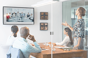 Web Conferencing for Enterprise