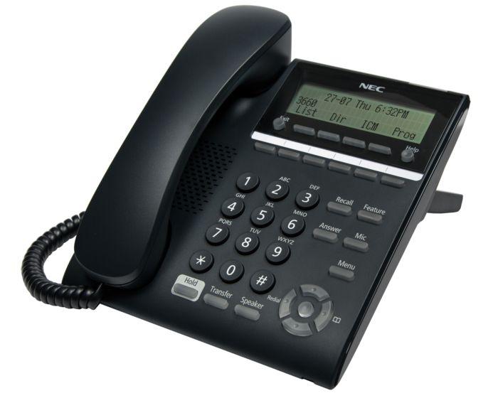 DT800 IP Desktop Telephone - NEC Australia