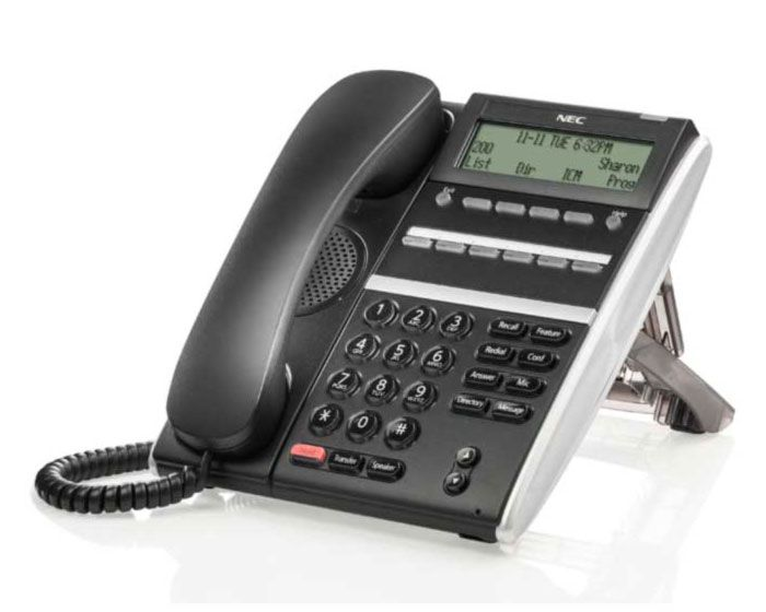 DT400 Digital Desktop Telephone - NEC Australia